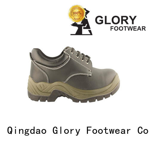 Glory Footwear comfortable safety shoes for men in different color for business travel