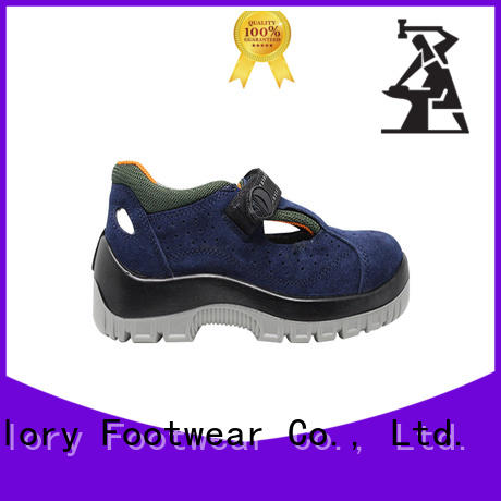 durable safety shoes online from China for outdoor activity