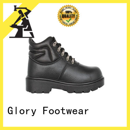 solid industrial safety shoes toe customization for business travel