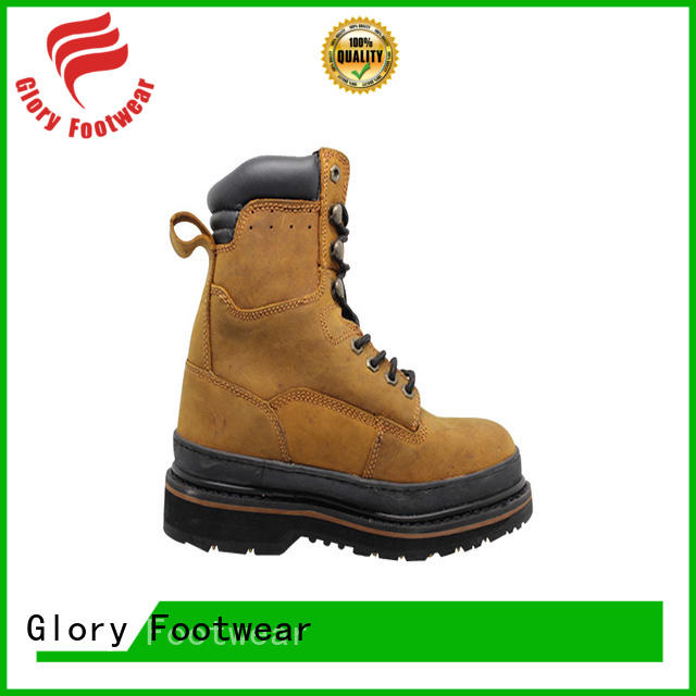Glory Footwear superior comfy work boots outsole for business travel