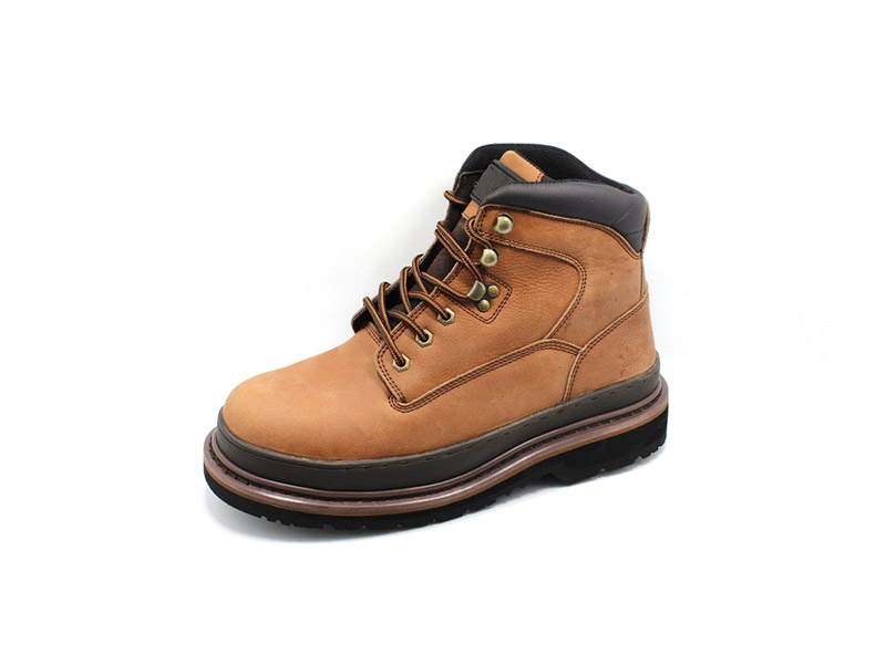 Glory Footwear gradely steel toe boots with good price for business travel-2