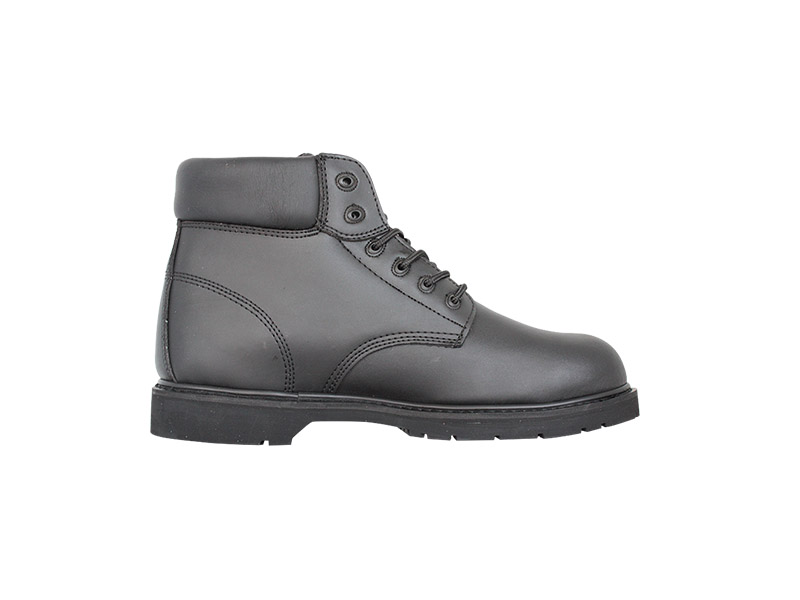 Glory Footwear superior black work boots with good price for winter day-1
