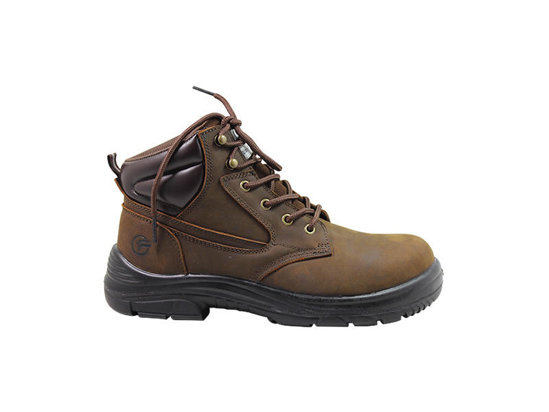 High quantity PU Sole ,Steel Toe Anti Static work boots