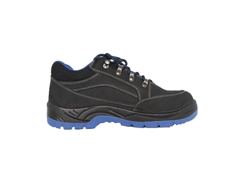 TPU sole injection safety shoes with steel toe