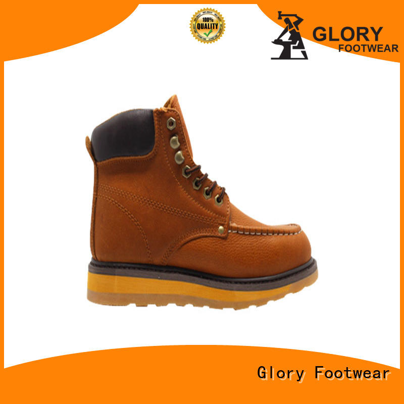 Glory Footwear work low cut work boots Certified for business travel