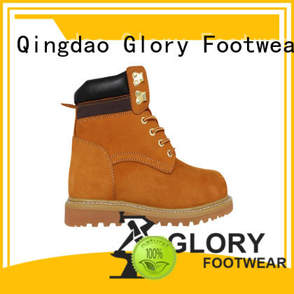 Glory Footwear gradely black work boots Certified for party