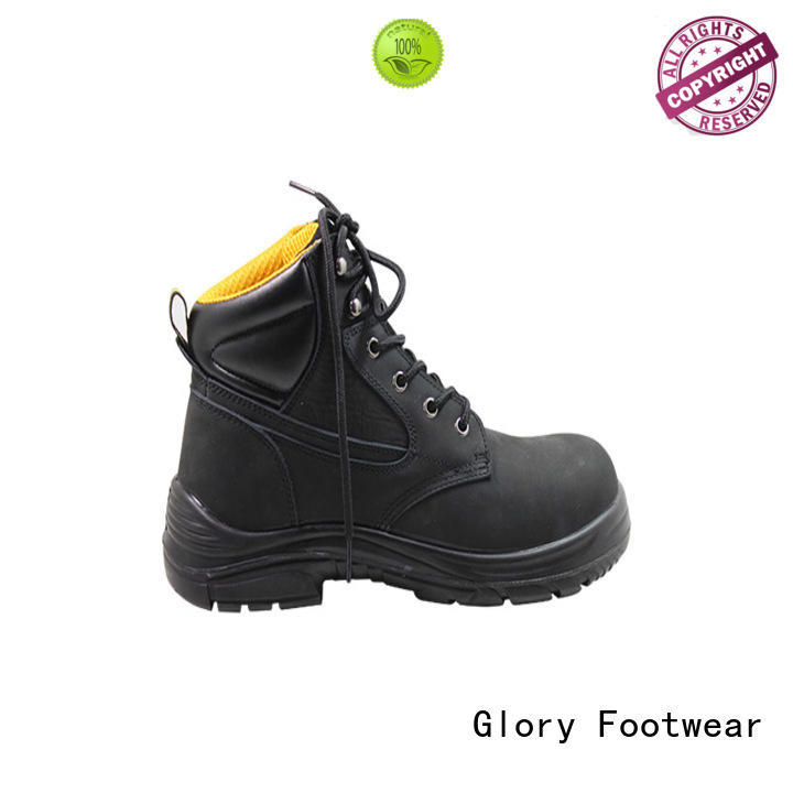 Glory Footwear superior lightweight work boots factory price for party