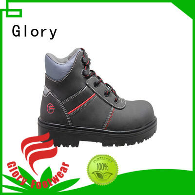 Glory Footwear goodyear industrial footwear in different color for business travel