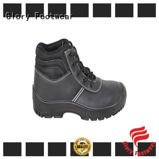 Glory Footwear outsole steel toe boots Certified for outdoor activity