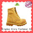 work leather work boots customization Glory Footwear