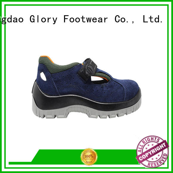 Glory Footwear durable steel toe shoes with good price for winter day