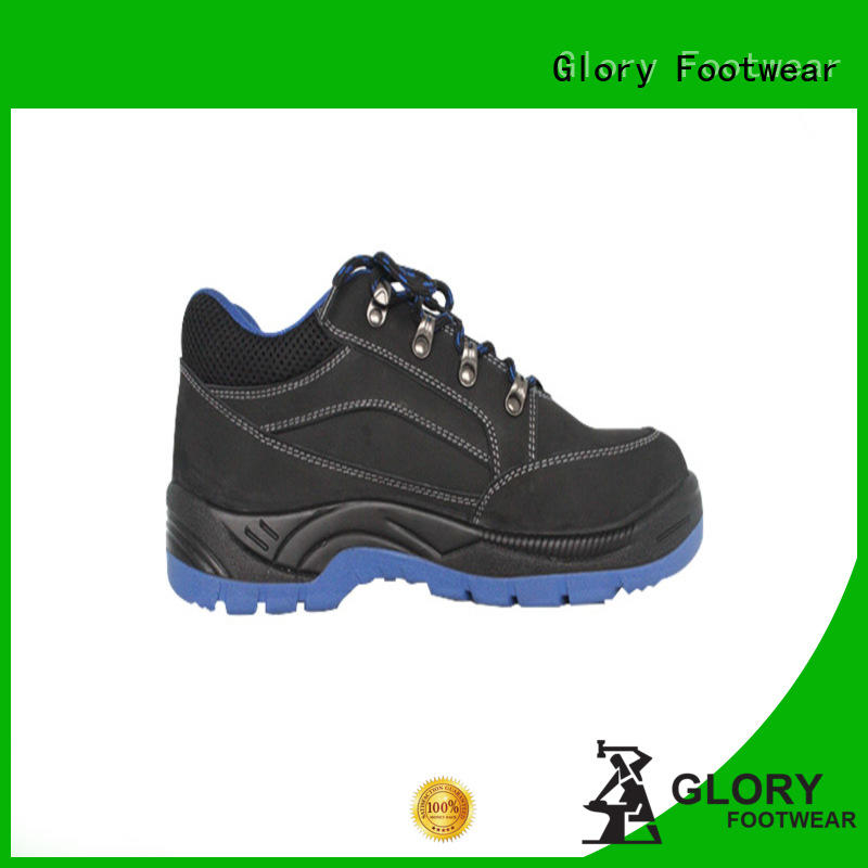 Glory Footwear high end hiking safety boots supplier for shopping