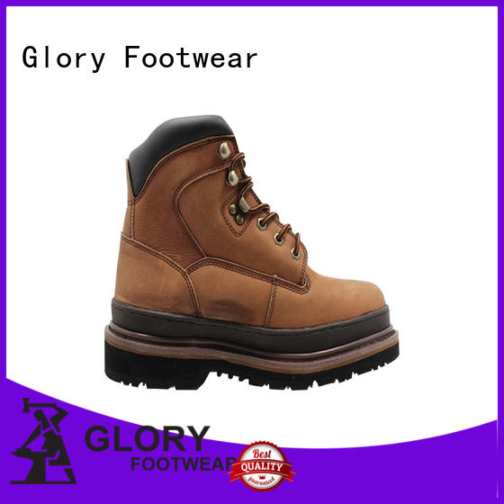 Glory Footwear gradely rubber work boots customization for outdoor activity