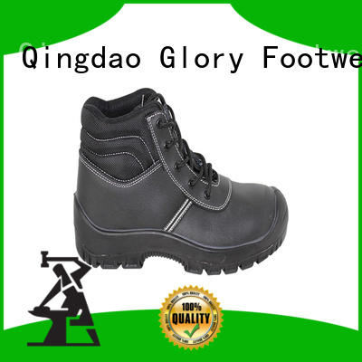 certificate comfortable work boots inquire now for outdoor activity Glory Footwear