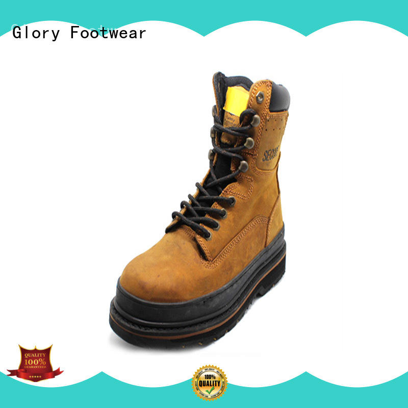 new-arrival work shoes for men leather factory price for party