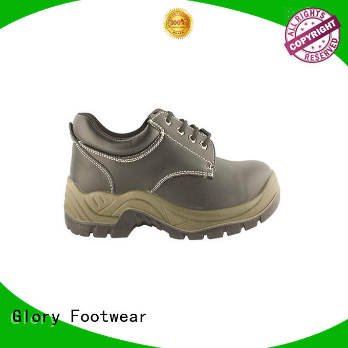 solid steel toe shoes for women supplier