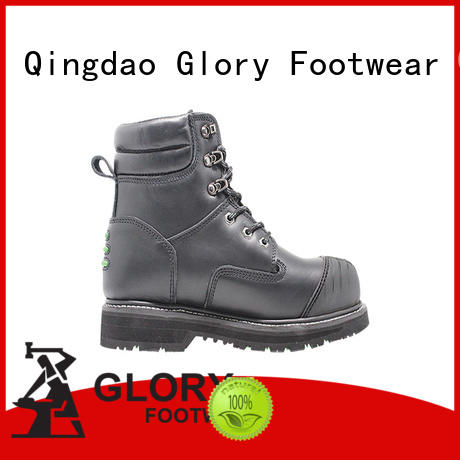 superior black work boots quantity wholesale for outdoor activity