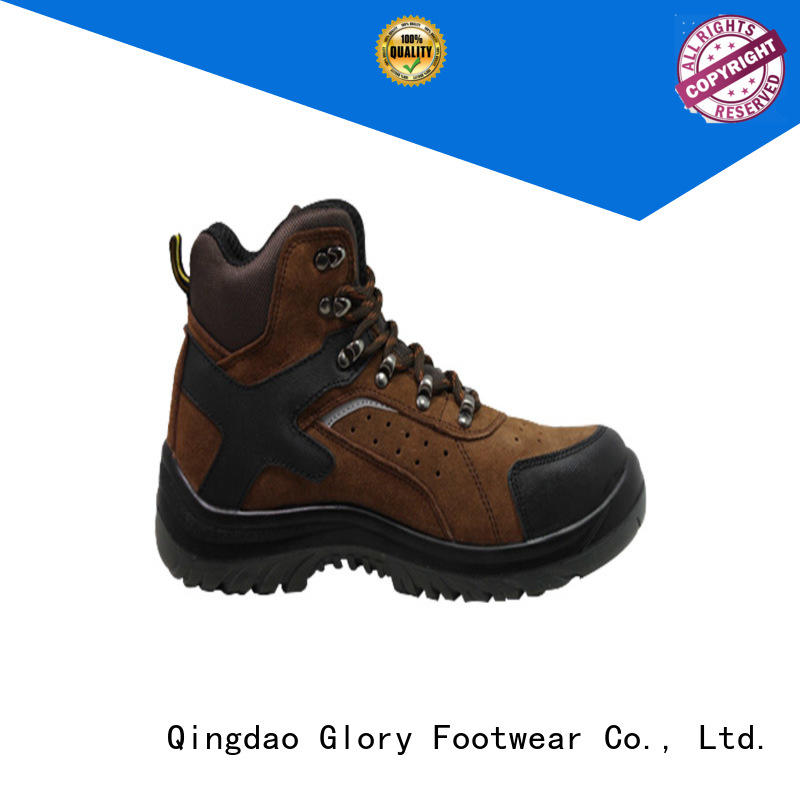 Glory Footwear awesome leather work boots customization for business travel