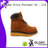 high cut steel toe boots quantity customization for winter day
