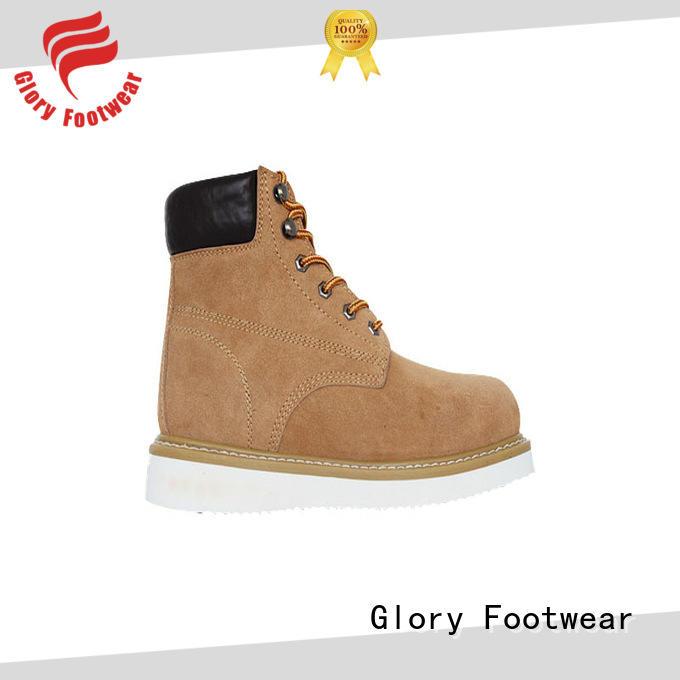 6 Inch Mens Dress Goodyear Welt Construction Boots