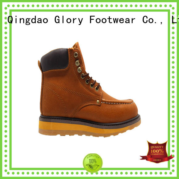 Glory Footwear low cut work boots customization for shopping