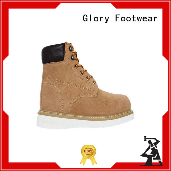 Glory Footwear hard safety work boots free design