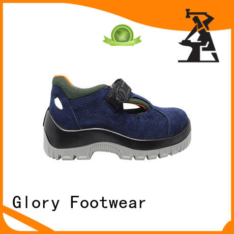 Glory Footwear high end safety shoes online customization for outdoor activity
