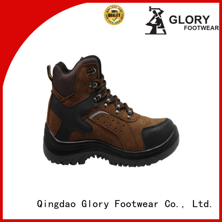 Glory Footwear anti construction work boots customization for party