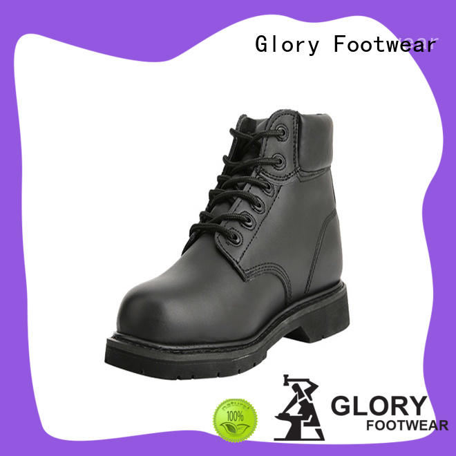 Glory Footwear for goodyear welt boots from China for business travel
