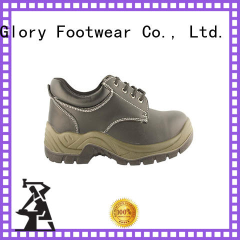 Glory Footwear full leather safety shoes inquire now for party
