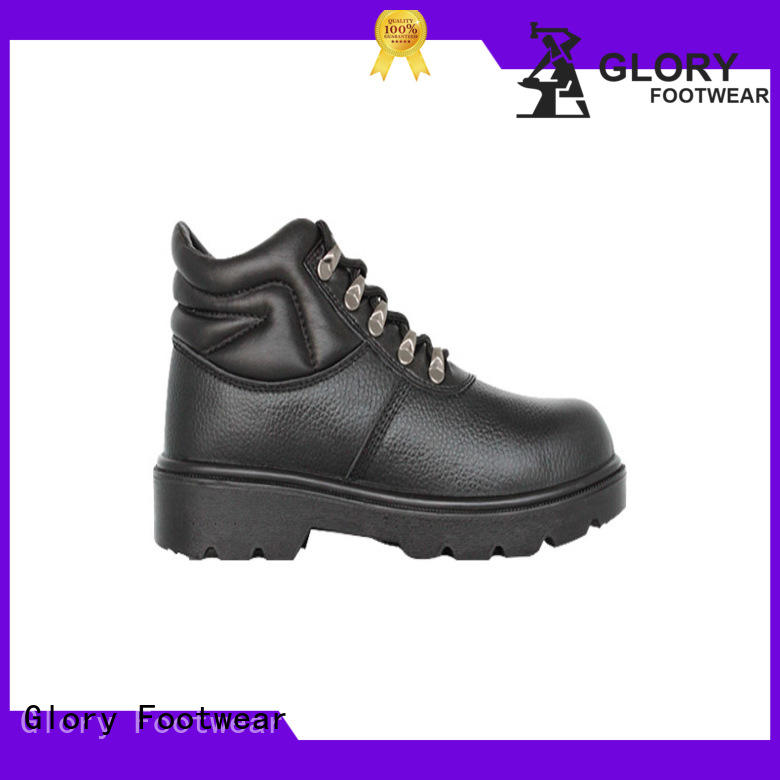 inch waterproof work shoes customization for winter day Glory Footwear