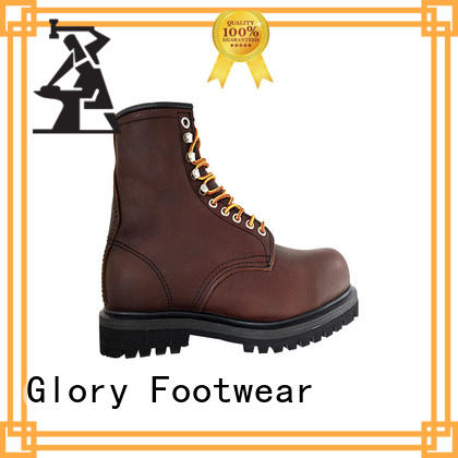 Glory Footwear new-arrival goodyear welt boots free design for business travel