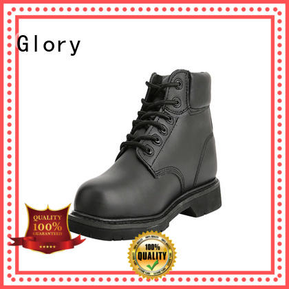 Glory Footwear goodyear welt boots customization for winter day