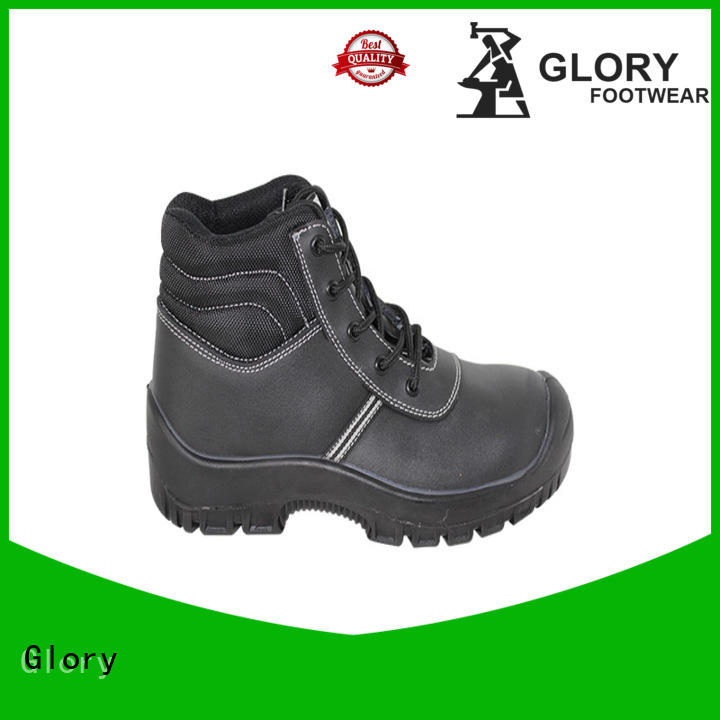 Glory Footwear hard black work boots order now
