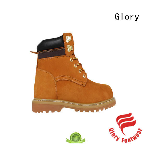 Glory Footwear new-arrival light work boots with good price for hiking
