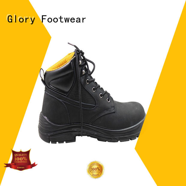 Glory Footwear fashion construction work boots with good price for hiking
