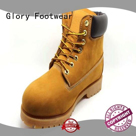 Glory Footwear static light work boots free design for hiking