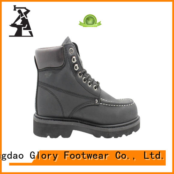 Glory Footwear new-arrival leather work boots Certified for winter day