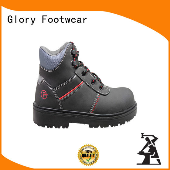 Glory Footwear best industrial safety shoes with good price for party