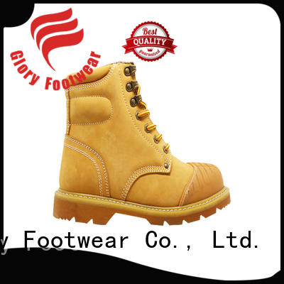 Glory Footwear low light work boots for wholesale for winter day