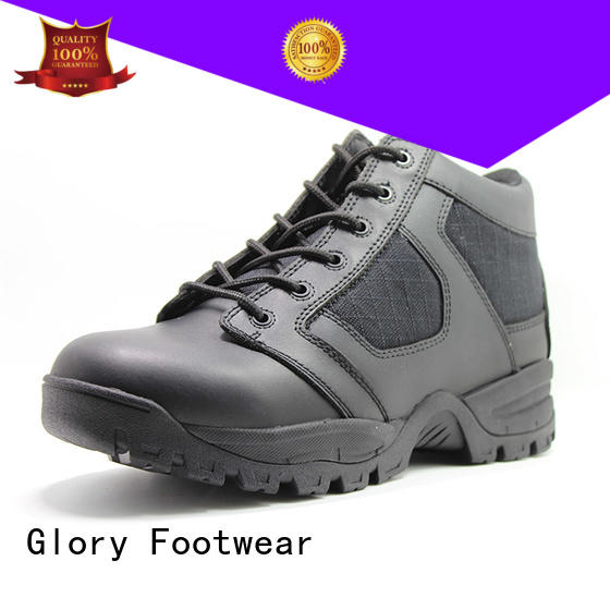 Glory Footwear safety work boots with good price for hiking