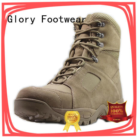 Glory Footwear goodyear welt boots marketing for outdoor activity