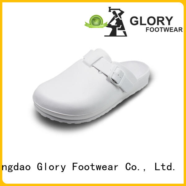 Glory Footwear nursing shoes clogs with good price for hiking