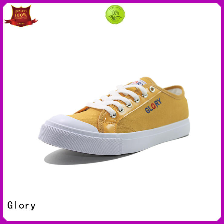Glory Footwear useful casual canvas shoes from China for business travel