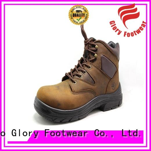 Glory Footwear chelsea hiking work boots Certified for business travel