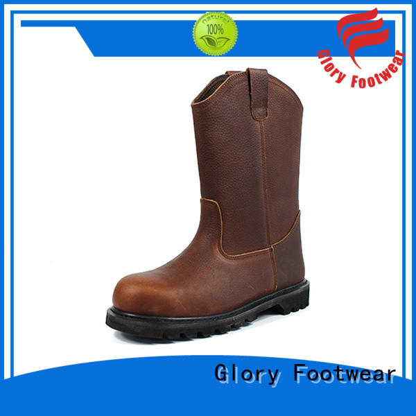 Glory Footwear construction work boots with good price for shopping