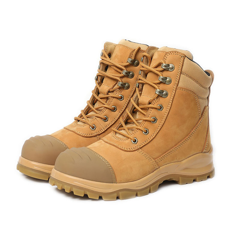 Glory Footwear high end rubber work boots free design for outdoor activity-1