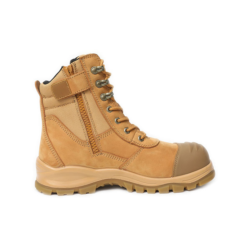 Glory Footwear high end rubber work boots free design for outdoor activity-2