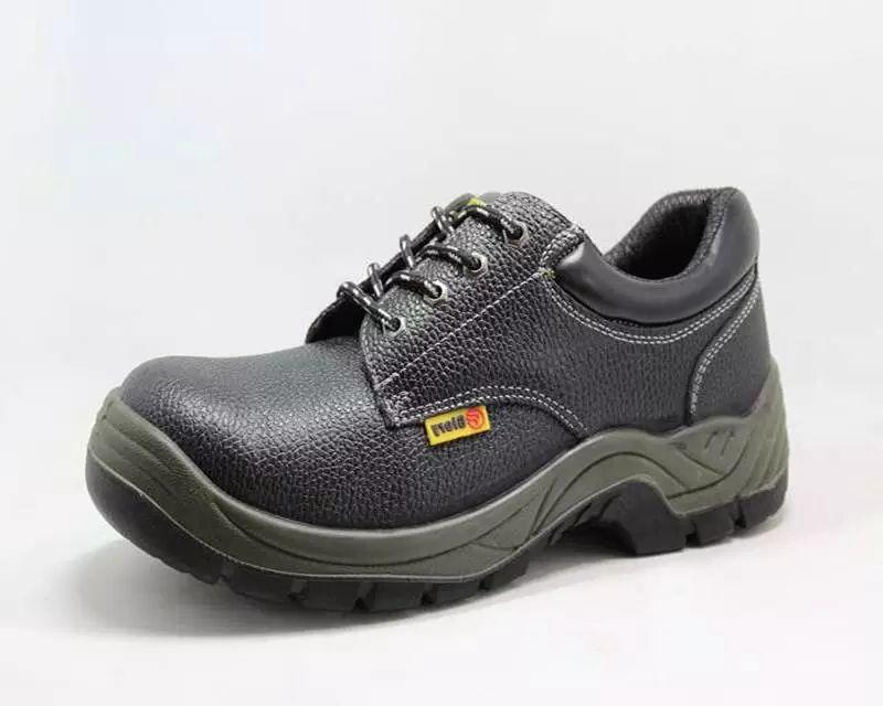Genuine Leather safety shoes for men