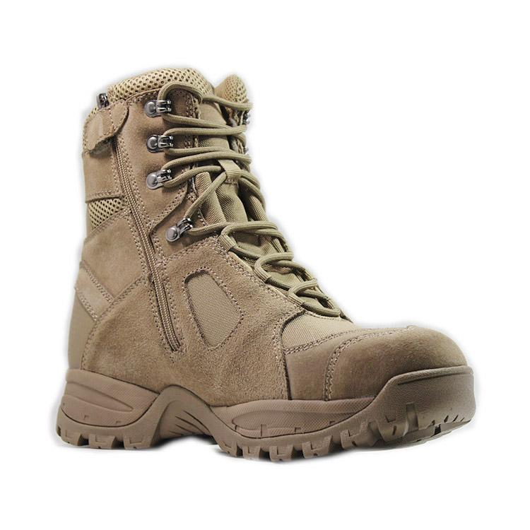 Glory Footwear goodyear welt boots factory-2